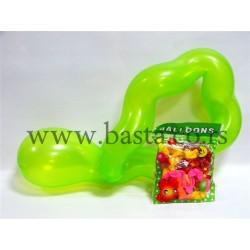 Baloni u mix bojama 1/15 izduženi
