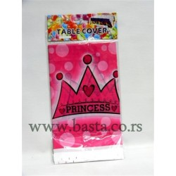 Party PVC princes stoljnjak 108*180
