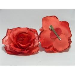 Ruža sa šipaljkom i gliterom