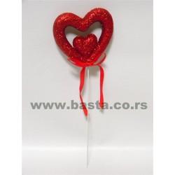 Pik srce 2368 8cm