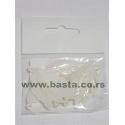 Listić perla 40*15mm s/10 3742