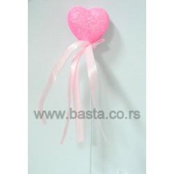 Pik srce mini 001A-4493 u boji