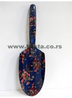 Deko lopatica 27cm cvetna 4668M