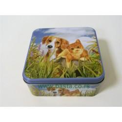 Lim kutija sa životinjama 15*15*7cm 6407