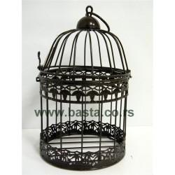 Kovani kavez braon 1698