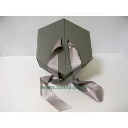 Kutija sestougaona 6378-2 siva
