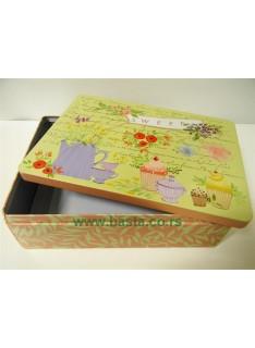 Kutija limena 6844