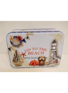 Kutija limena 6860 - morska