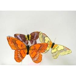 V.leptir 14cm CA52106- BORDO