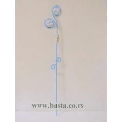 Drzac za orhideje plasticni  60cm NP